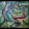 thumbnail The Evil Spirit Painting - Energy Oil Paintings - eop -