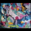 thumbnail Yellow Horse Painting - Energy Oil Paintings - eop -