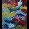 thumbnail River Picnic Painting - Energy Oil Paintings - eop -
