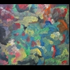 thumbnail The Mountain Dinasaur Painting - Energy Oil Paintings - eop -