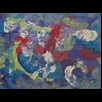 thumbnail The White Head Red Cat Painting - Energy Oil Paintings - eop -