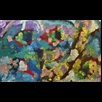 thumbnail Eyes Painting - Energy Oil Paintings - eop -