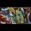 thumbnail Gymnast Painting - Energy Oil Paintings - eop -