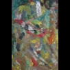thumbnail The Gold Child Painting - Energy Oil Paintings - eop -
