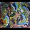 thumbnail The Pond 2 Painting - Energy Oil Paintings - eop -