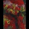 thumbnail Red Fight Painting - Energy Oil Paintings - eop -