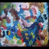 thumbnail The Zoo 2 Painting - Energy Oil Paintings - eop -