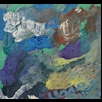 thumbnail The White Mountain Painting - Energy Oil Paintings - eop -
