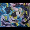 thumbnail Pretty Blue Painting - Energy Oil Paintings - eop -