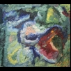 thumbnail The Lady in Red Painting - Energy Oil Paintings - eop -